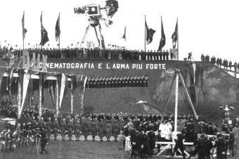 Inauguração da Cinecittà