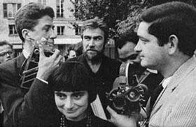 A Rive Gauche: Alain Resnais, Agnès Varda e Jacques Demy