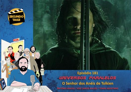 Universos Paralelos - 16 - O Senhor dos Anéis de Tolkien